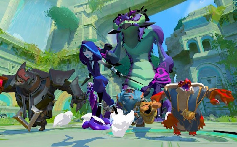 Perfect World have shut down very big developer Motiga