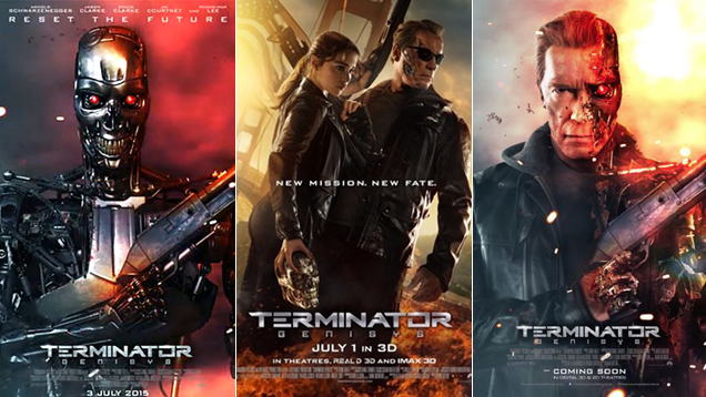 The Terminator Genisys Poster Shouldn't Cause Diplomacy Problems