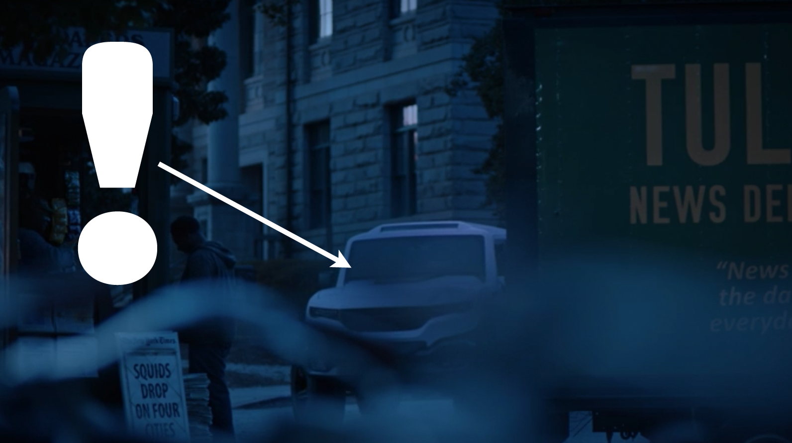 HBO's Watchmen Had Another Interesting Car Last Night