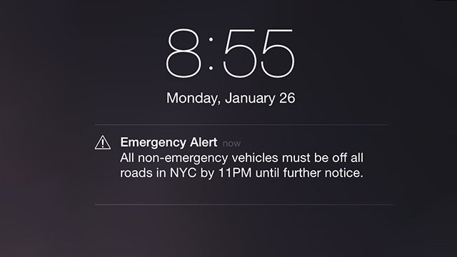 A Brief History Of Emergency Alerts On Your Phone