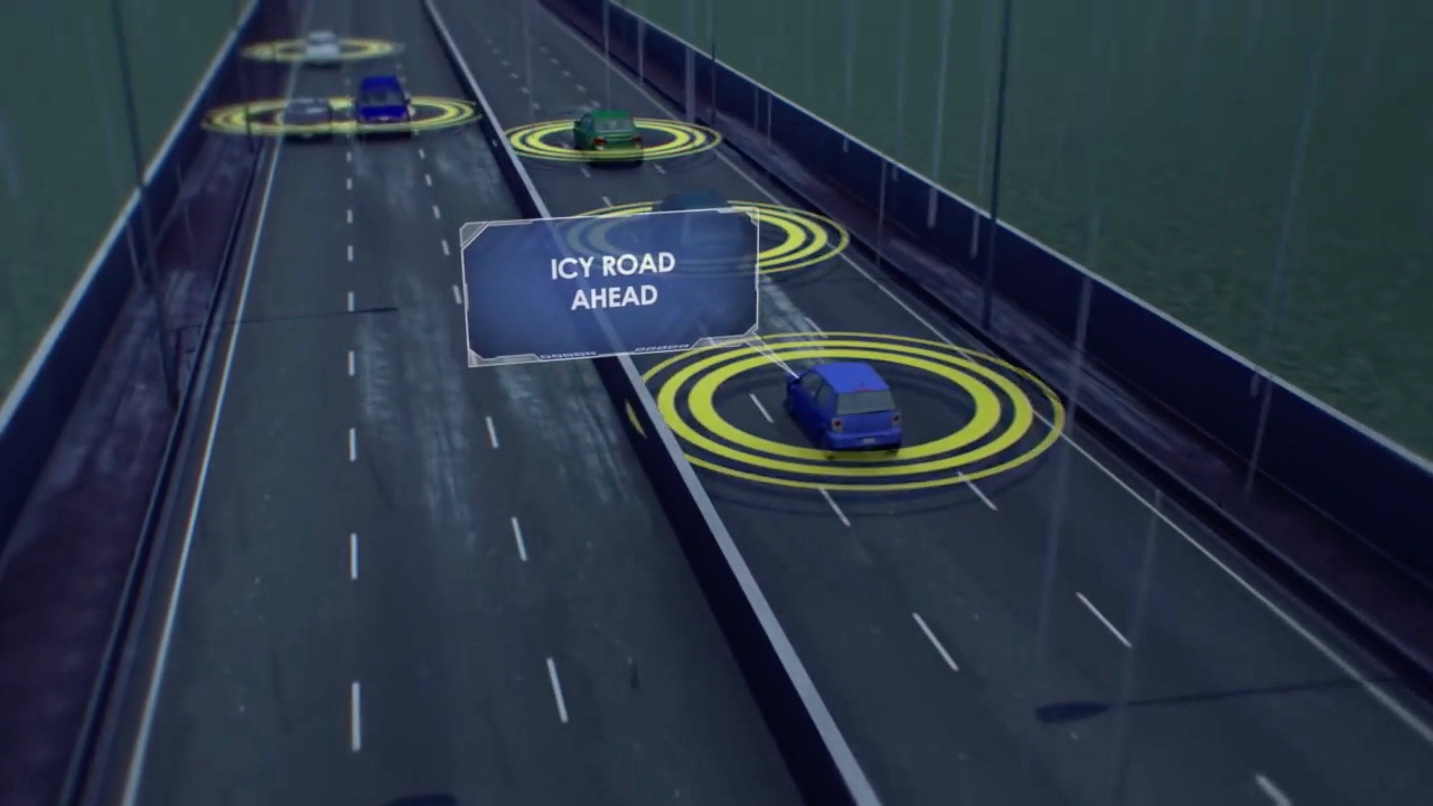 Image result for 3M smart road signs of the future