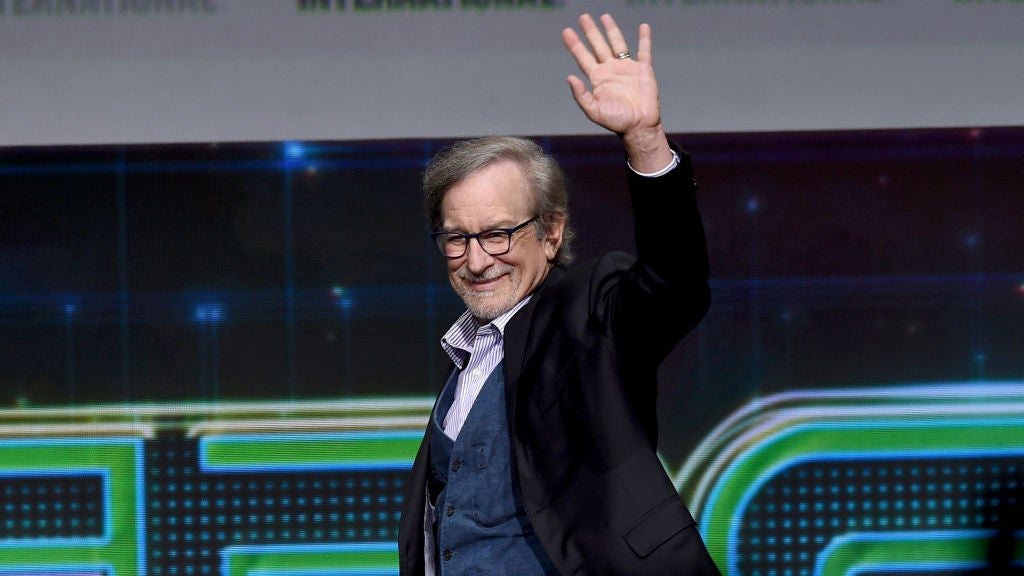 Of Course Steven Spielberg Believes In Aliens
