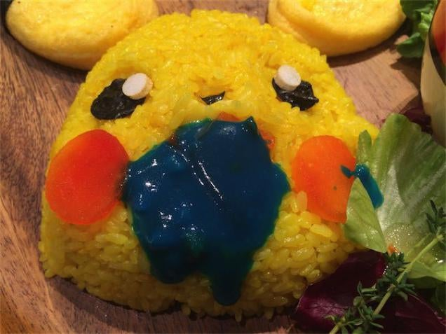 Eating Pokémon Food Can Be Frightening