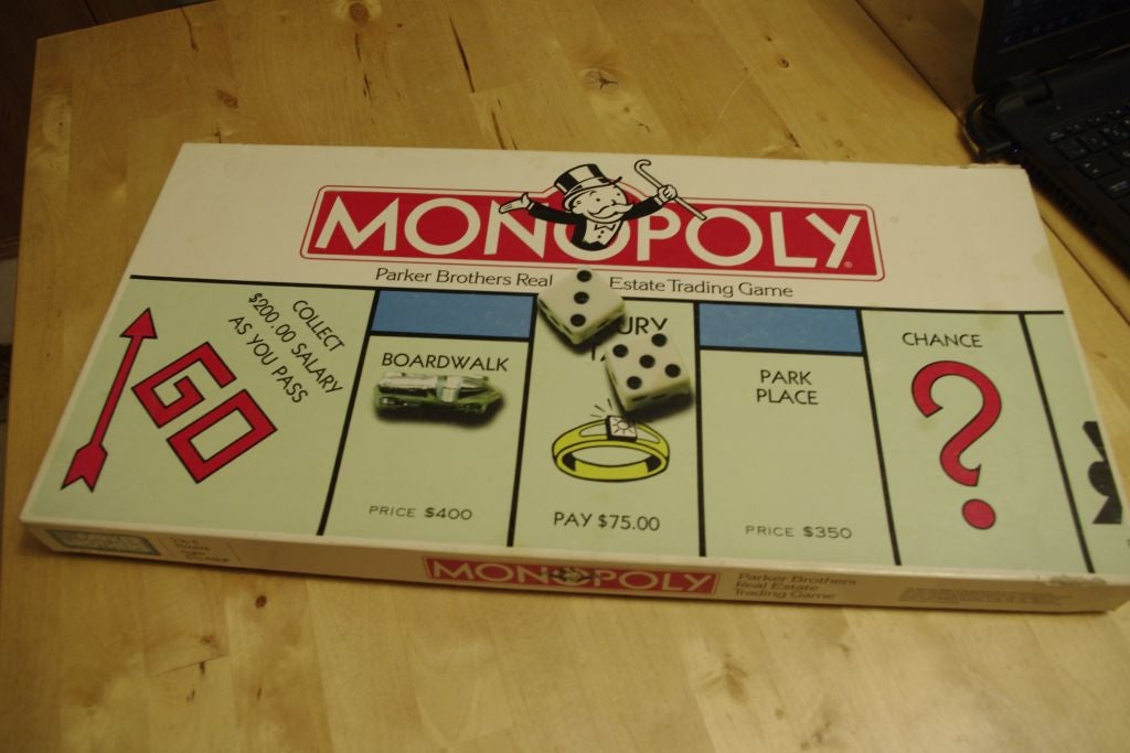 How To Ruin Monopoly and Make People Hate You