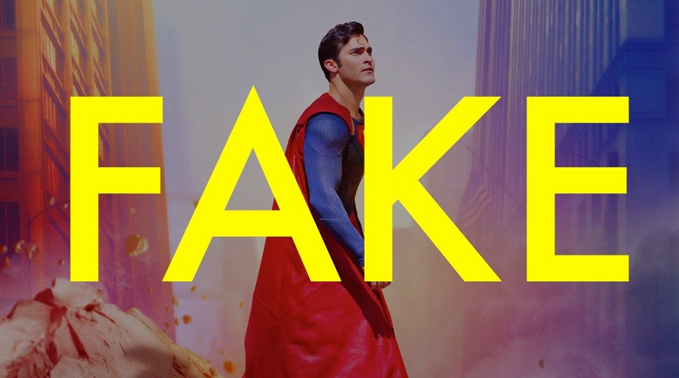 This, Um, Unfortunate Supergirl Ad Is Totally Fake