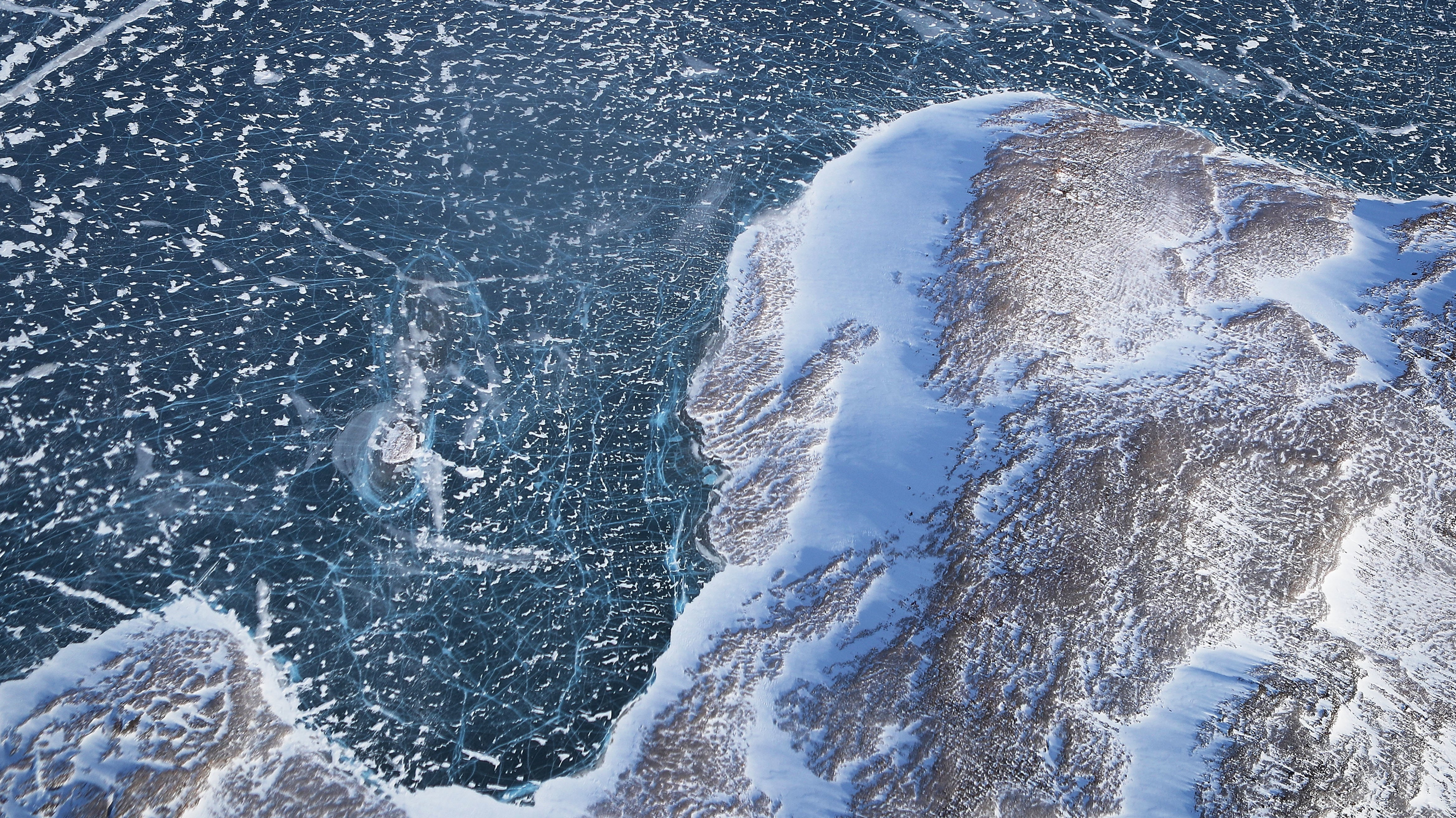Some Arctic Sea Ice Is Acting Like It's Mid-Summer