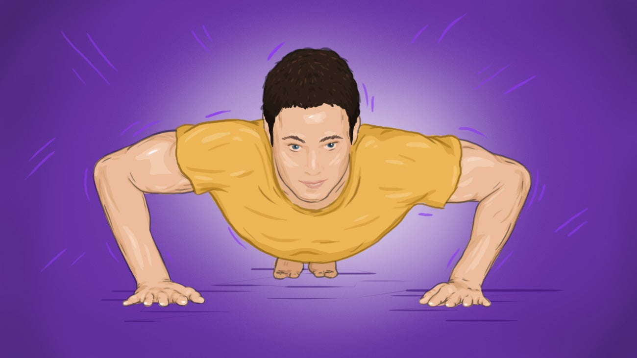 Everything You Need To Build Your Own Bodyweight Workout