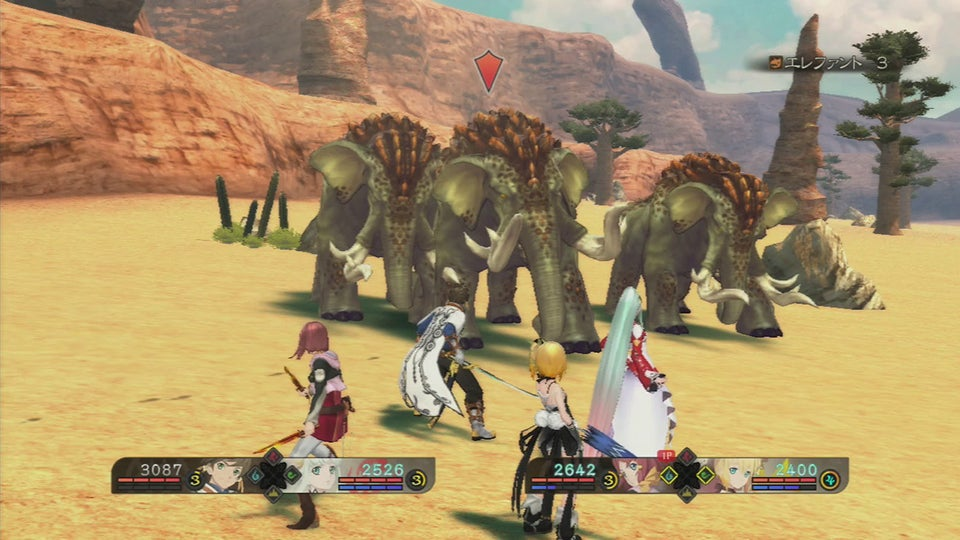 Tales of Zestiria Takes a Cue from Classic Literature