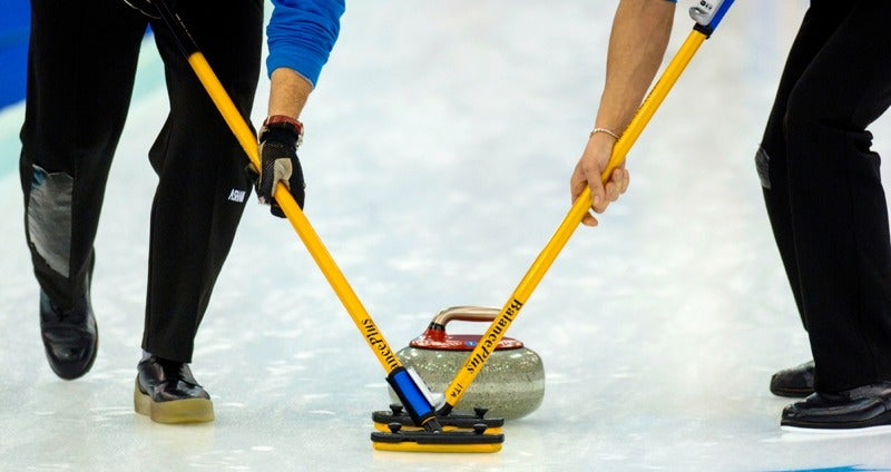 Here's The Physics Behind The 'Broomgate' Controversy Rocking The Sport Of Curling