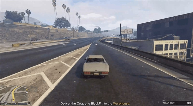 GTA Online Players Have A New Conspiracy Theory That NPCs Are Out To