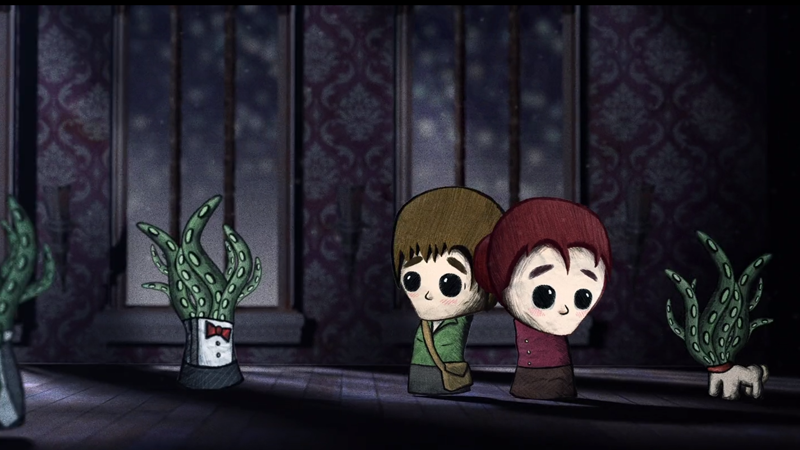Lovecraftian Horror Has Never Looked More Adorable Than It Does In This Animated Short