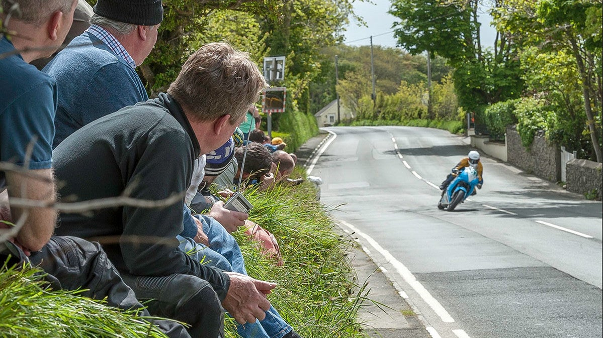 There Will Not Be An Isle Of Man TT This Year