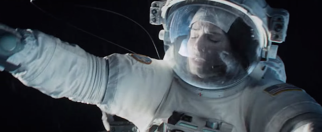 This silly deleted scene from Gravity changes the whole movie