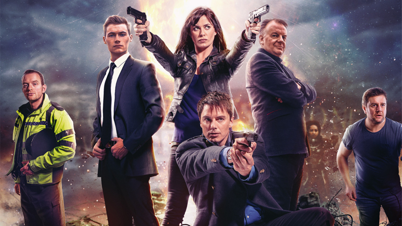 TorchwoodIs Getting A Fifth Season, But Only In Audio Form