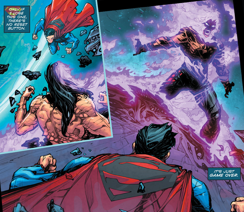 Superman Says Some Ridiculous Things in Today's Superman Comics, and I Love It