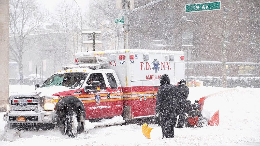Missing: Fire Department Hard Drive With The Medical Records Of More Than 10,000 People