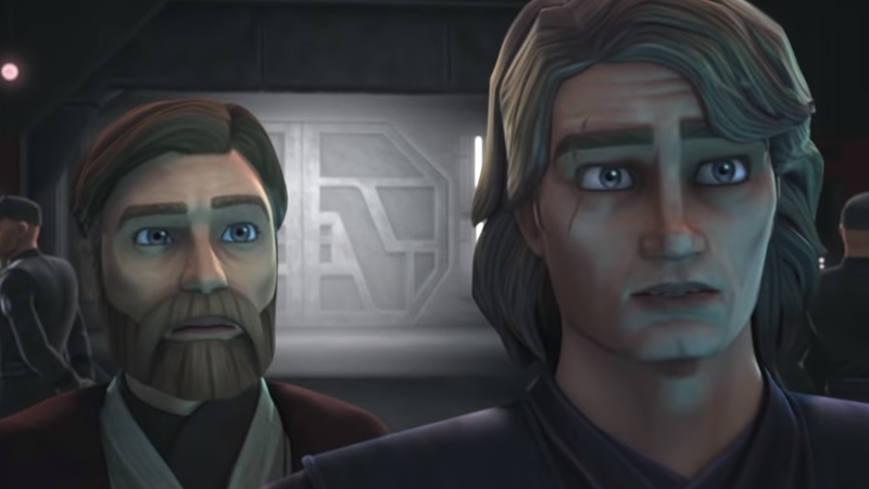 Hearing Clone WarsVoice Actors Dubbed Over The Prequels Just Makes Me Want Animated Do-Overs