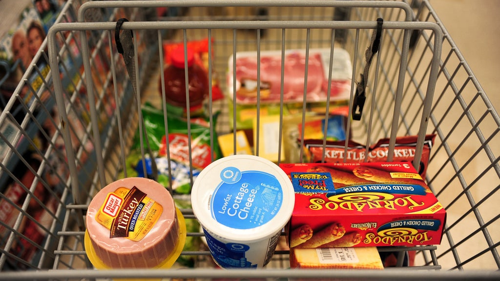For Faster Checkout And Storage At Home, Group Related Groceries Together