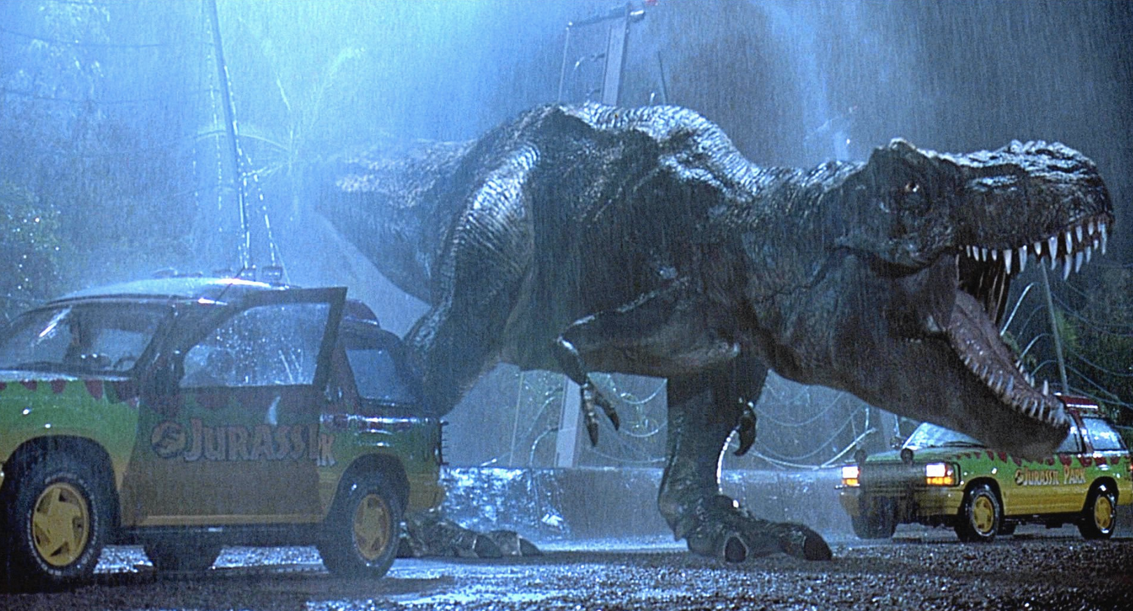 I'll Never Get Over The Original Jurassic Park