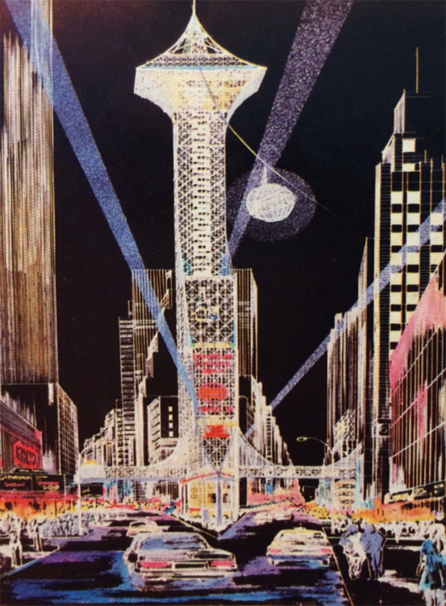 9 Failed Designs That Would Have Changed Times Square Forever