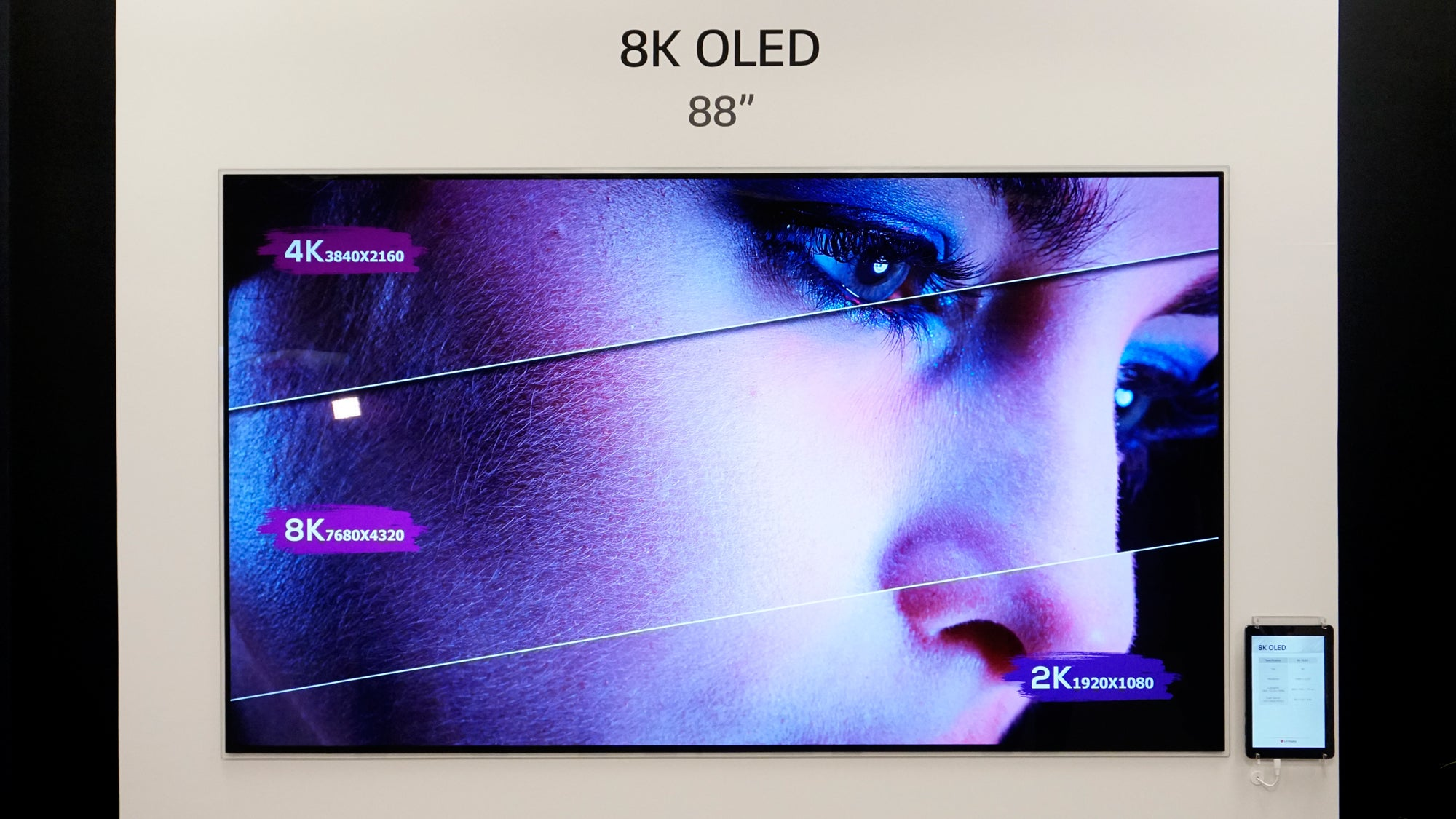 Checking Out LG's Prototype TVs Was Like Sending My Eyes To Disney World