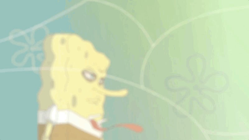 This Anime Inspired Spongebob Squarepants Opening Is A Thing Of