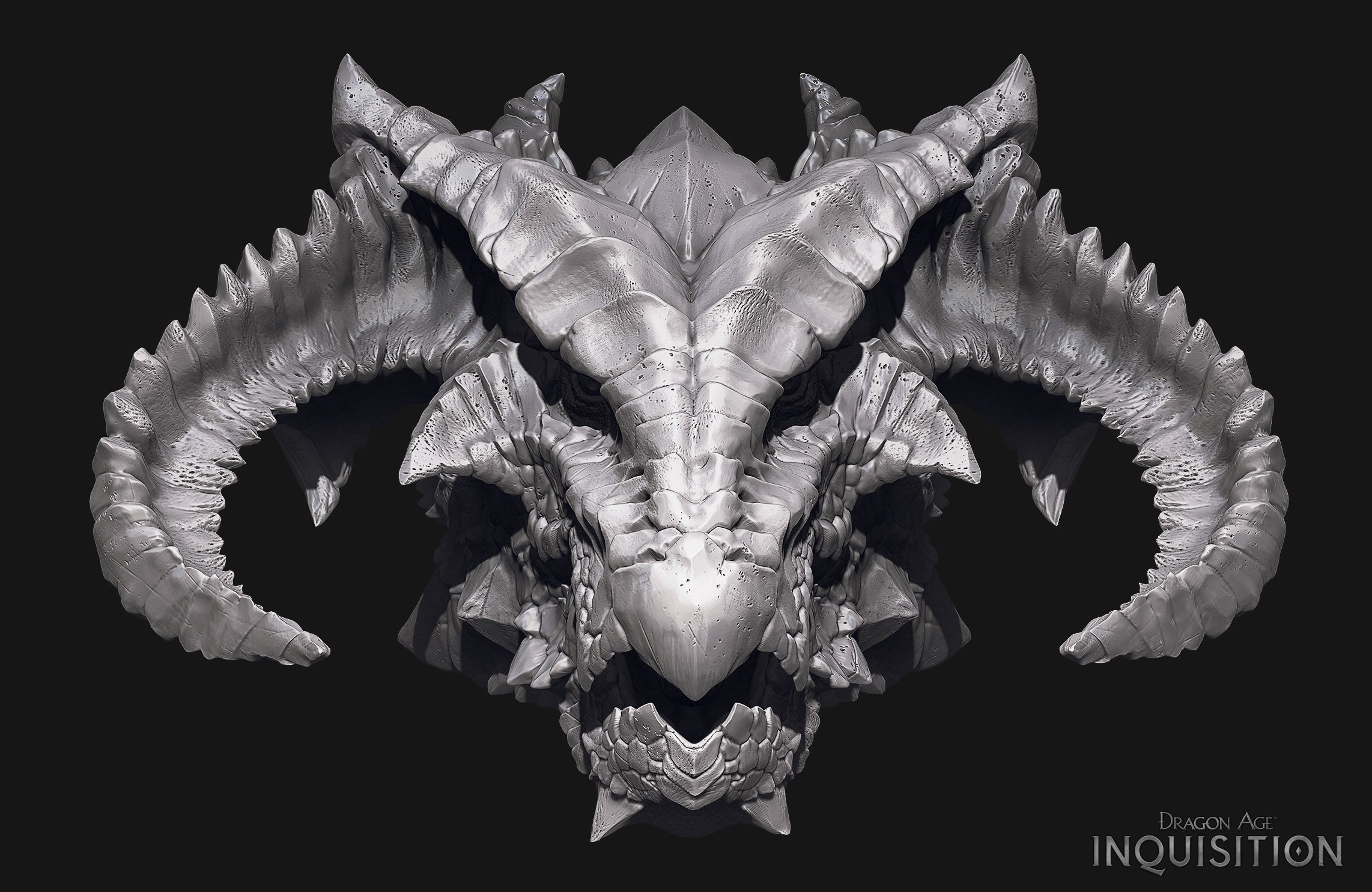 Getting Real Close To Dragon Age's Dragons