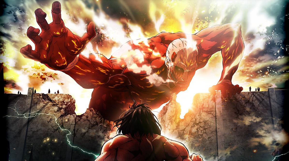 Attack On Titan Season 2 Hits Autumn 2017