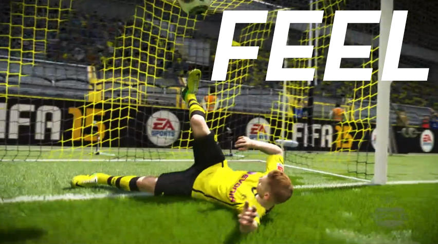 EA Wants You To Know That FIFA Has SO MANY Feelings