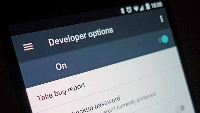 Top 5 Reasons To Turn On Android's Developer Mode