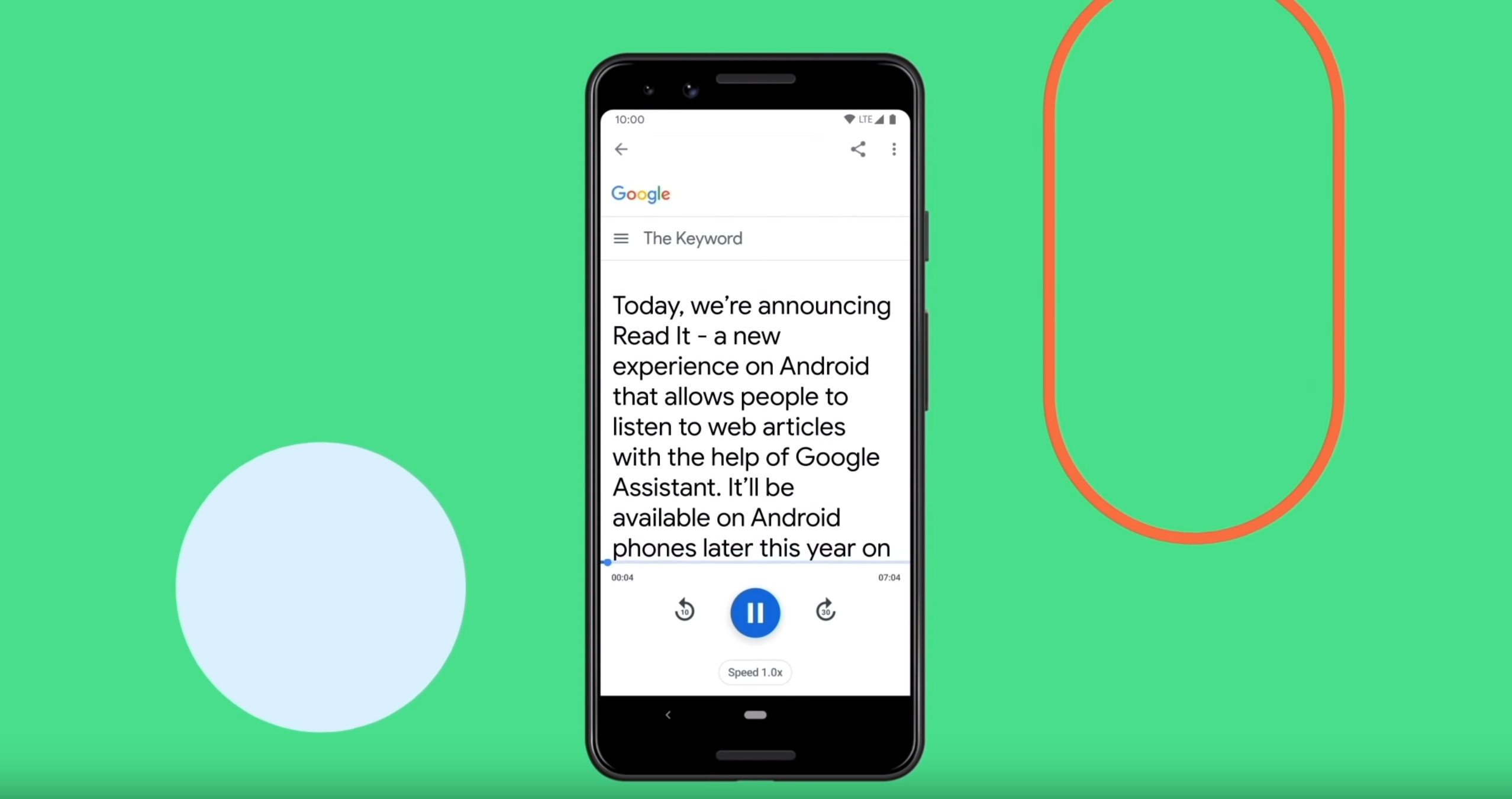 Google Assistant's Text-to-Speech Feature Goes Live Today On Android