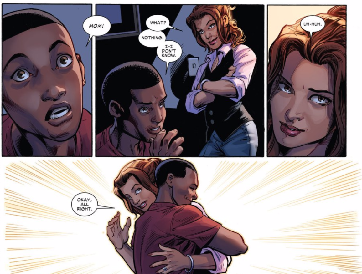 Here's How Miles Morales Comes to the New Marvel Universe