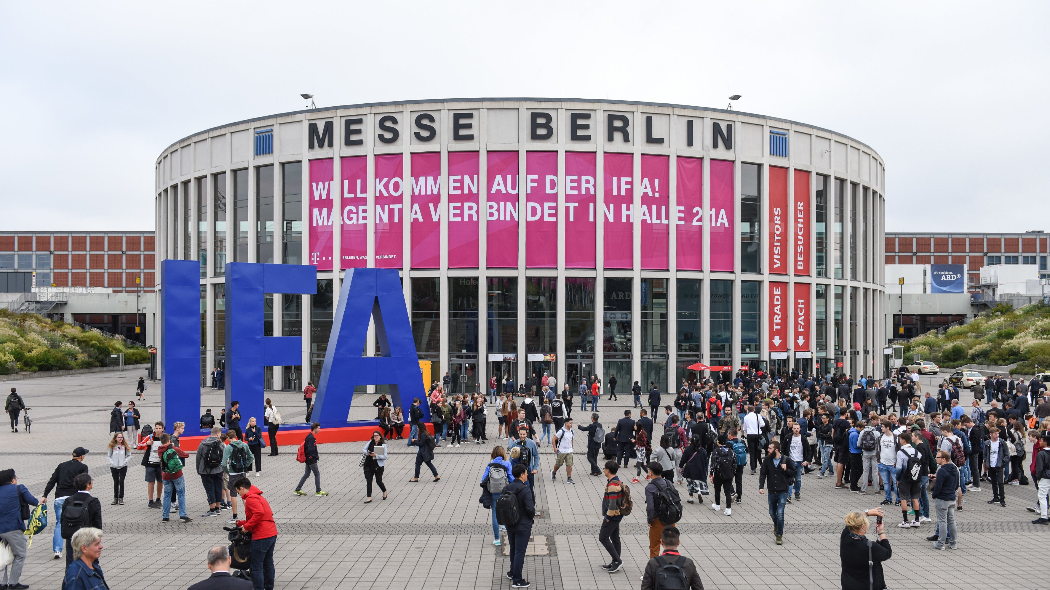 Here's All The Coolest Stuff From Europe's Biggest Tech Show