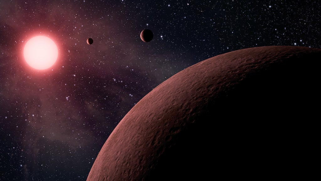 Alien Planets Have No Respect For Their Moons