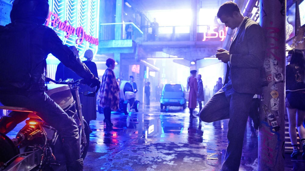 Duncan Jones Makes An Exciting Return To Sci-Fi With Mute, And Here's The First Trailer