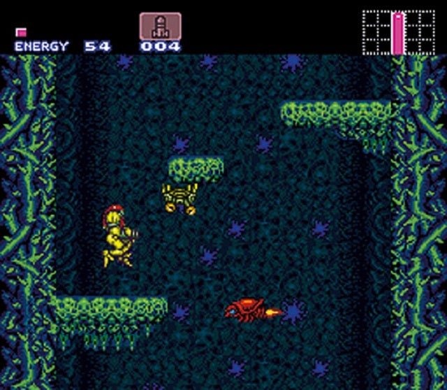 Nintendo Is Planning A Future For Both 2D And 3D Metroid