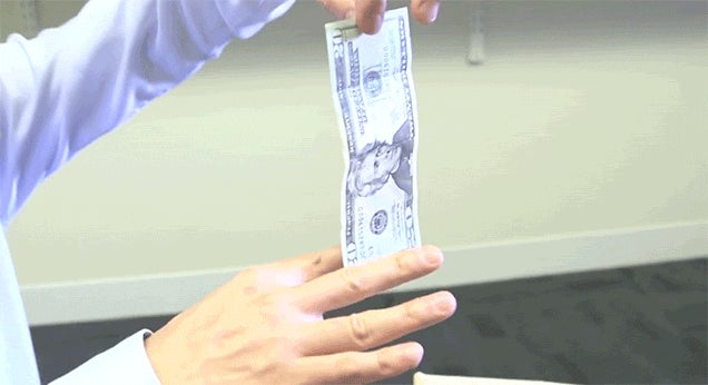 The Mathematical Explanation for Why You Can't Catch a Falling Dollar Bill with Your Fingers