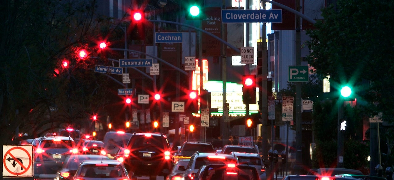 Will Autonomous Cars Kill the Traffic Light?