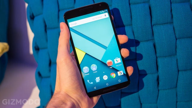 You'll Need a Nexus 6 to Enjoy Google's New Wireless Service