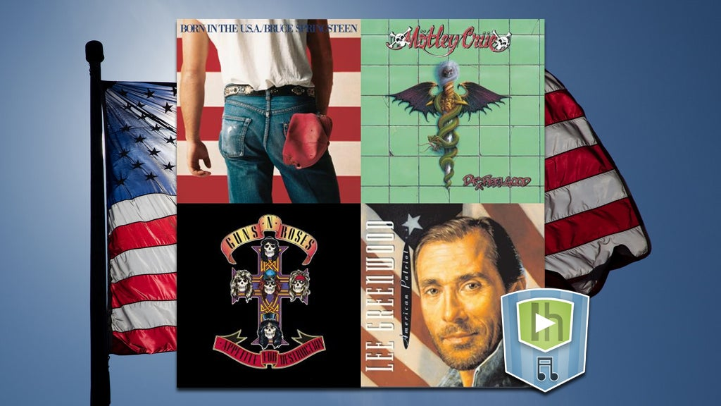 The American Independence Day Playlist