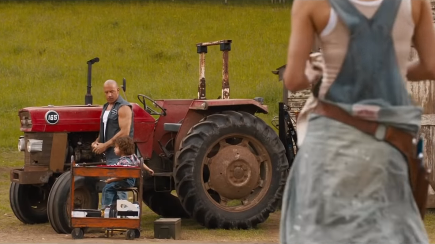 The Tank Top Budget In Fast 9 Has Got To Be Incredible