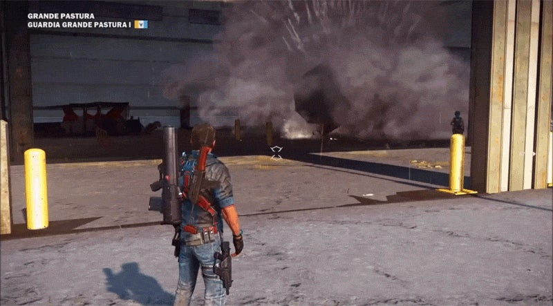 Just Cause 3 Glitch Is Truly One In A Million