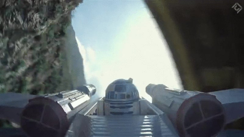 Amazing Fan Film Uses Camera Drones to Capture an Intense Star Wars Dogfight
