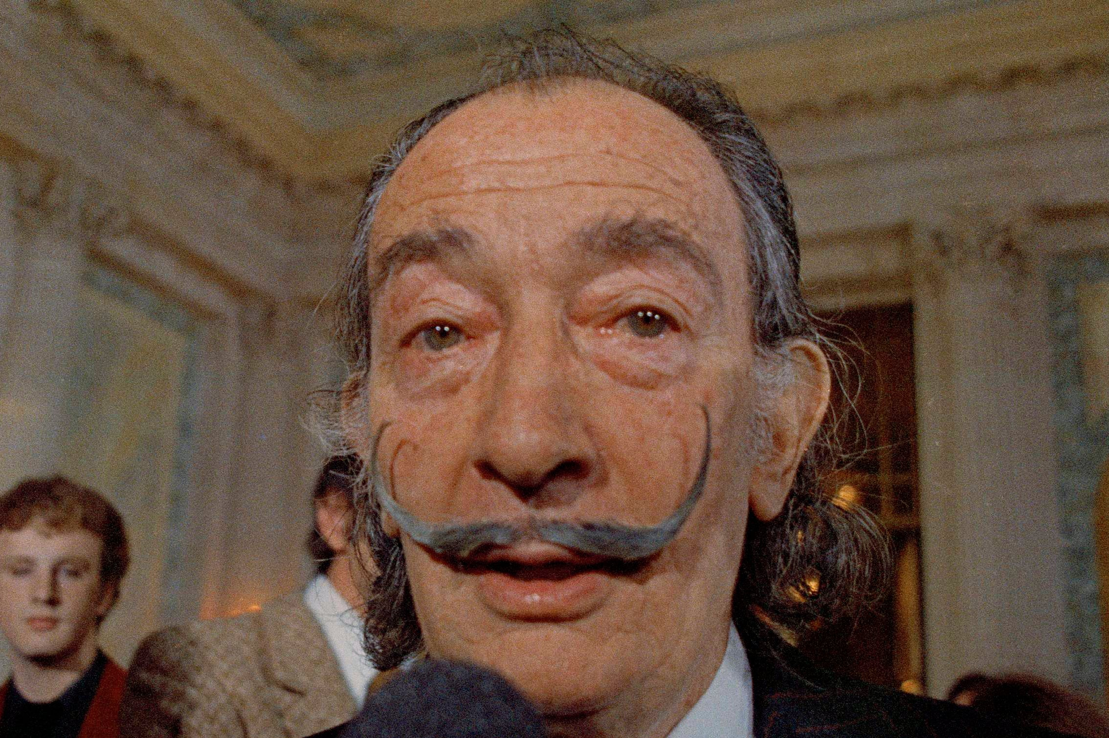 'It's A Miracle': Embalmer Says Salvador Dali's Mustache 'Still Intact' After 28 Years In Grave