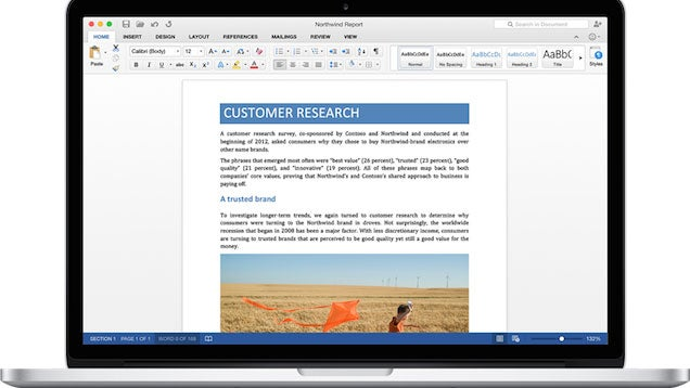 Microsoft Releases Preview Build for Office for Mac 2016