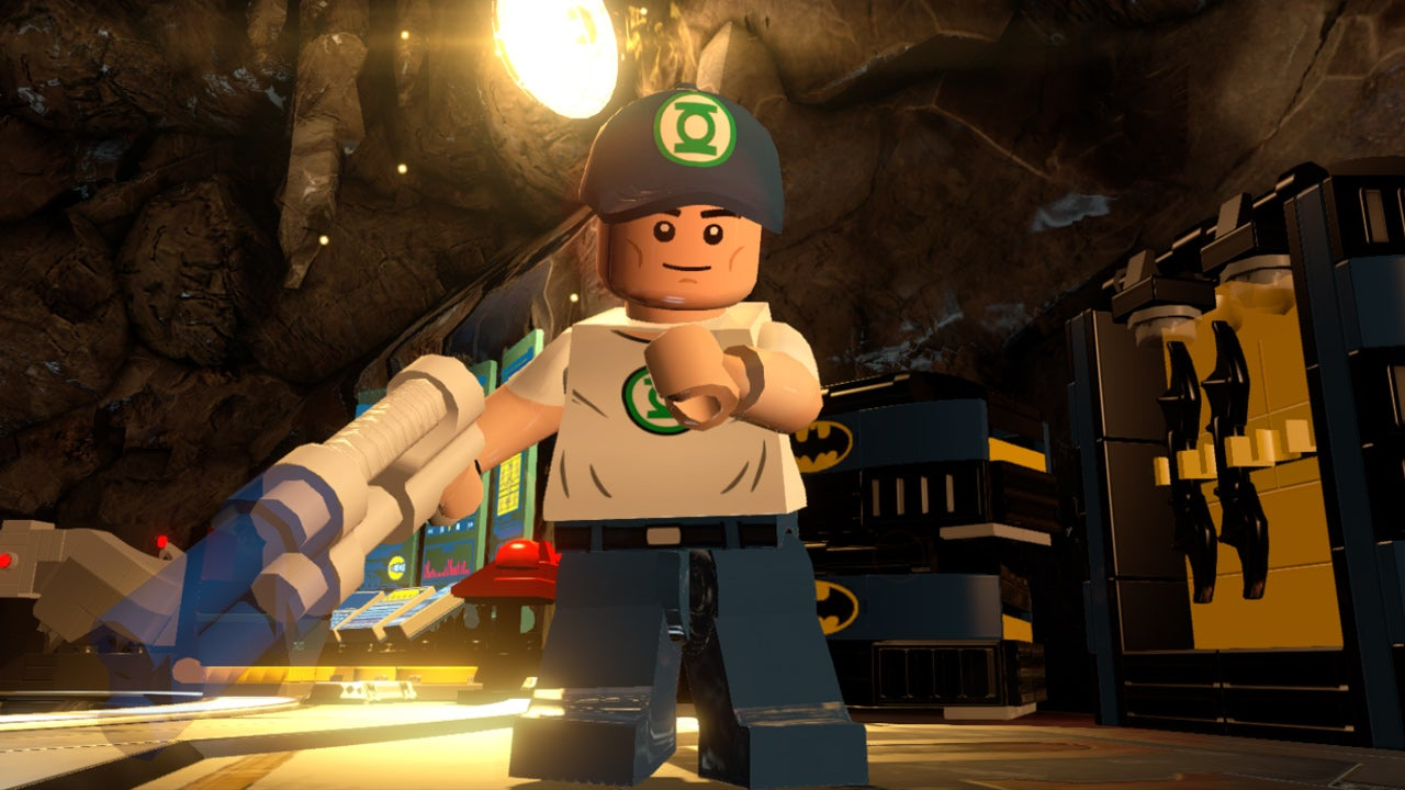 Who Is Kevin Smith Playing In LEGO Batman 3? Hint: It's Kevin Smith.