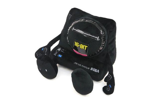 Cuddle Up with This Sega Genesis Plush Toy