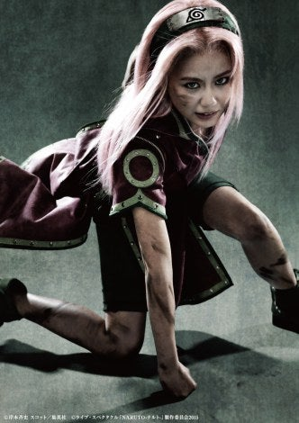 The Naruto Musical Cast Looks Darn Impressive in Costume