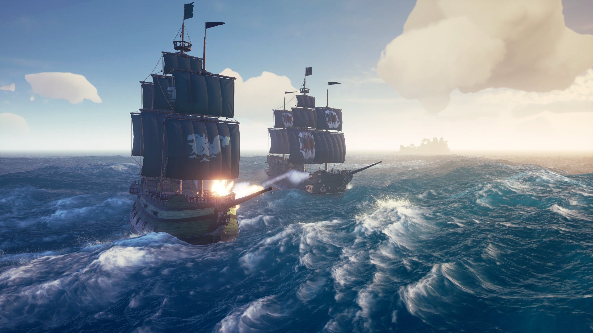 Sea Of Thieves Now Has A Steam Page