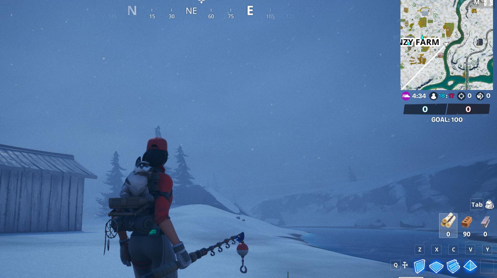 Fortnite Has Blizzards Now